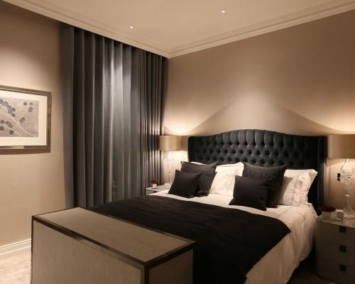 Bedroom lighting design and fittings from John Cullen Lighting