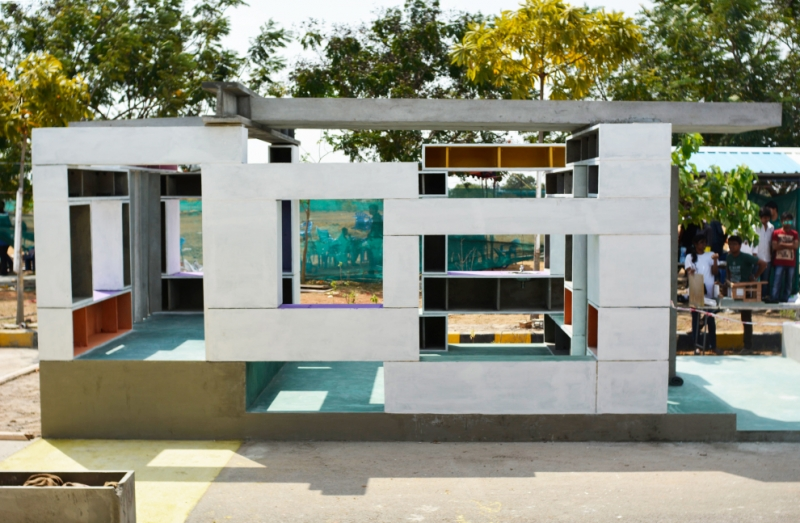 Anupama Kundoo: High-speed Housing