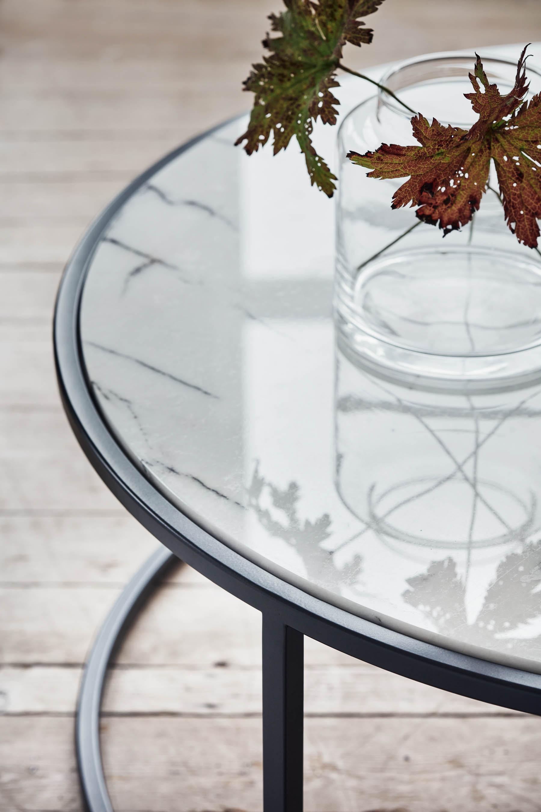 Siena Rnd Coffee Table Detial 01