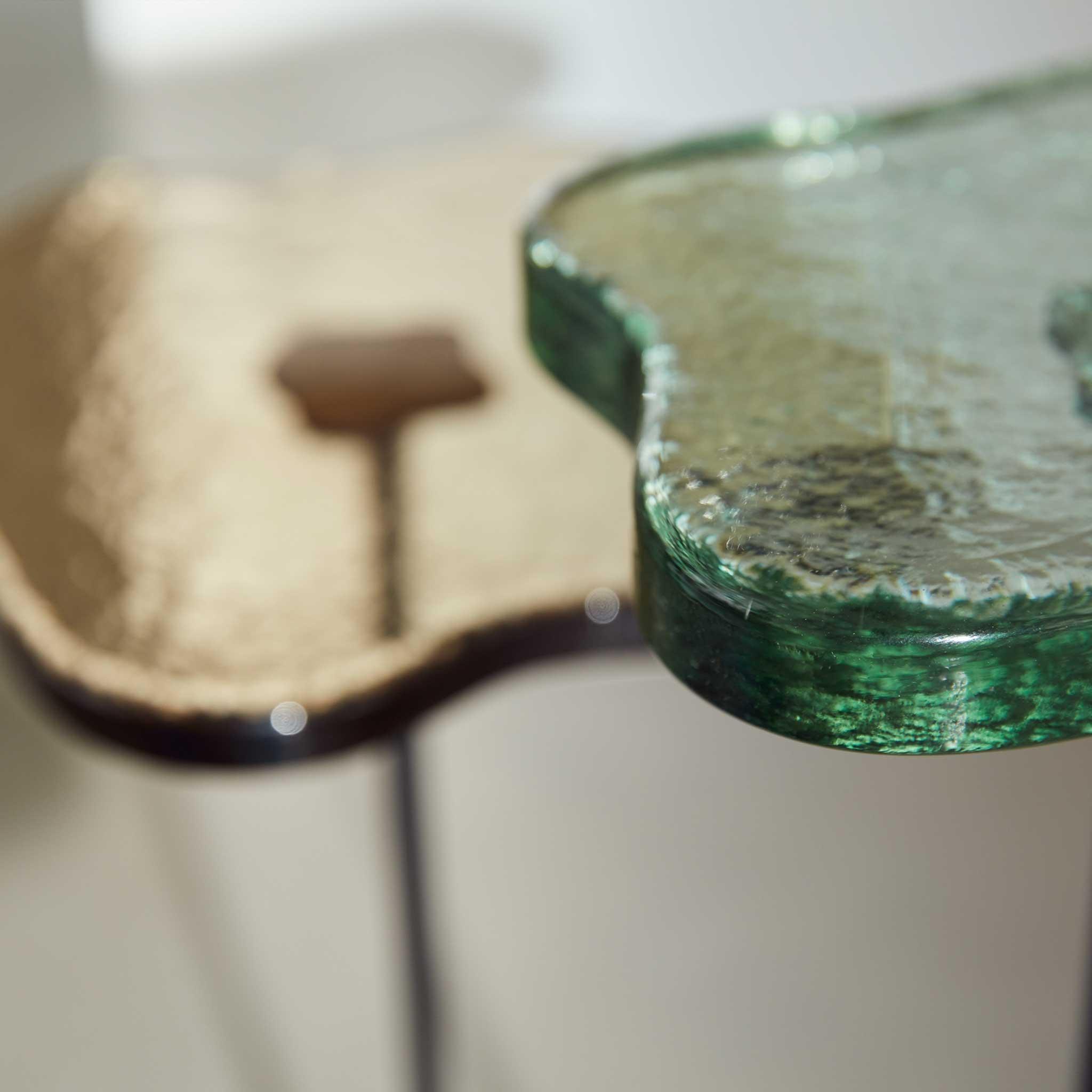 Lily-glass-B,-G-detail