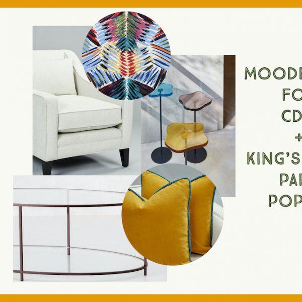 Chelsea Design Quarter Pop Up at King's Road Park Launch Event