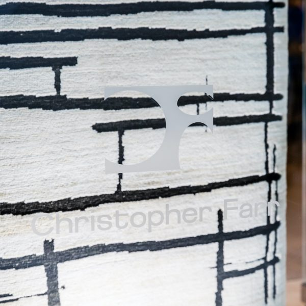 Christopher Farr & artist Kate Blee